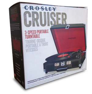 Crosley Cruiser Box