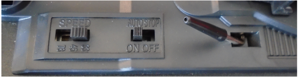 CR8005A Tonearm Control