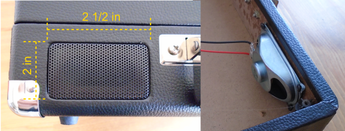 speaker-size-and-interior-view