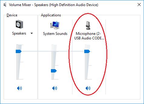volume-mixer