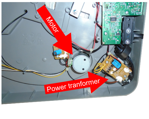 Resultado de imagen para audio technica at-lp60 fuse replace