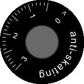 anti-skate-knob