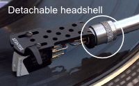 detachable cartridge