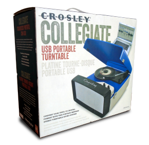 Crosley Collegiate Box