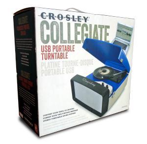 Crosley Collegiate Box